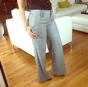 Michael kors | millbrook trousers in plaid pattern